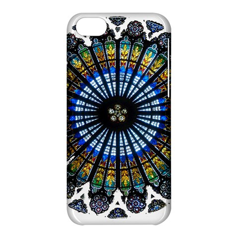 Rose Window Strasbourg Cathedral Apple iPhone 5C Hardshell Case