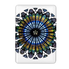 Rose Window Strasbourg Cathedral Samsung Galaxy Tab 2 (10.1 ) P5100 Hardshell Case