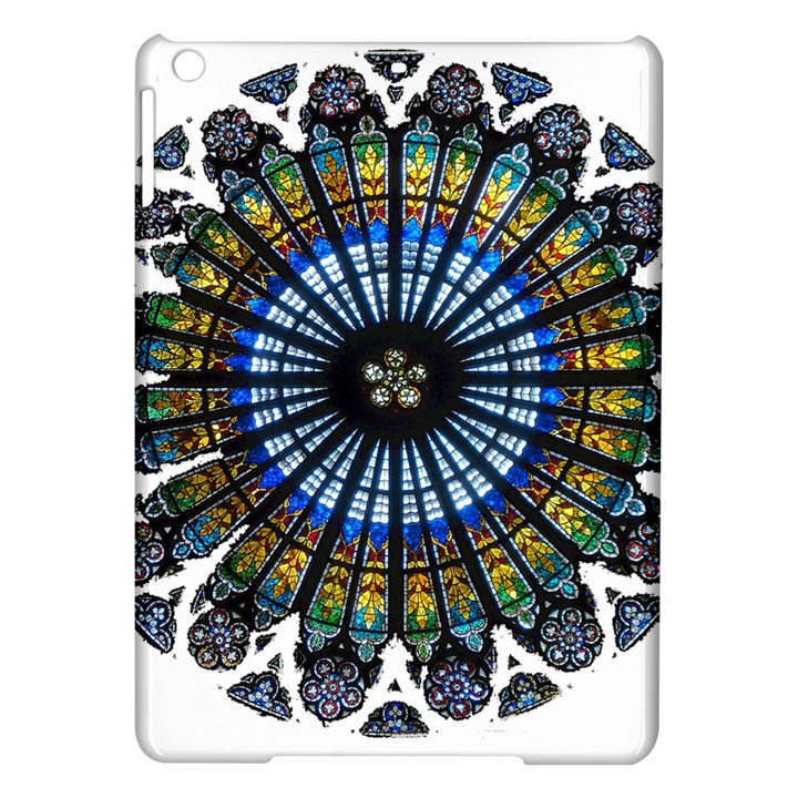 Rose Window Strasbourg Cathedral iPad Air Hardshell Cases