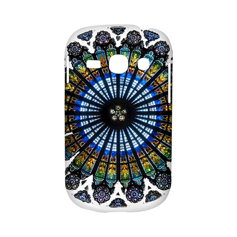Rose Window Strasbourg Cathedral Samsung Galaxy S6810 Hardshell Case