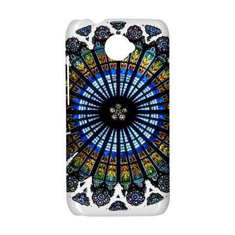 Rose Window Strasbourg Cathedral HTC Desire 601 Hardshell Case