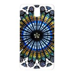Rose Window Strasbourg Cathedral Samsung Galaxy Note 3 N9005 Hardshell Back Case Front