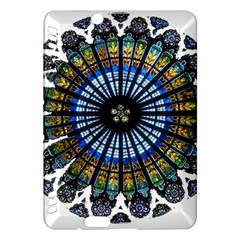 Rose Window Strasbourg Cathedral Kindle Fire HDX Hardshell Case