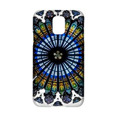 Rose Window Strasbourg Cathedral Samsung Galaxy S5 Hardshell Case