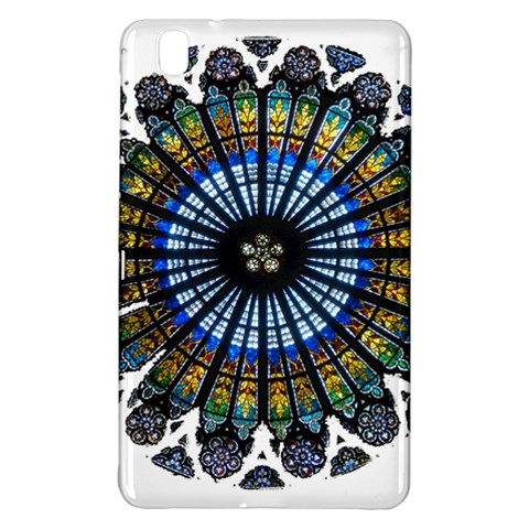 Rose Window Strasbourg Cathedral Samsung Galaxy Tab Pro 8.4 Hardshell Case
