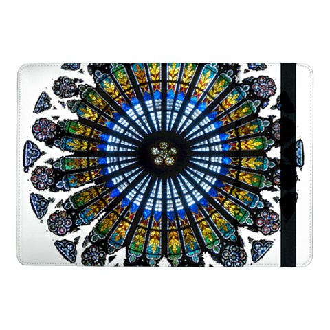 Rose Window Strasbourg Cathedral Samsung Galaxy Tab Pro 10.1  Flip Case