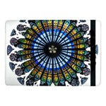 Rose Window Strasbourg Cathedral Samsung Galaxy Tab Pro 10.1  Flip Case Front