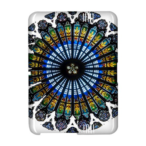 Rose Window Strasbourg Cathedral Amazon Kindle Fire (2012) Hardshell Case