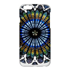 Rose Window Strasbourg Cathedral Apple iPhone 6 Plus/6S Plus Hardshell Case