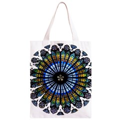 Rose Window Strasbourg Cathedral Classic Light Tote Bag