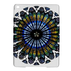 Rose Window Strasbourg Cathedral iPad Air 2 Hardshell Cases