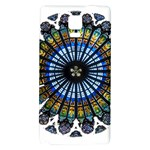 Rose Window Strasbourg Cathedral Galaxy Note 4 Back Case Front