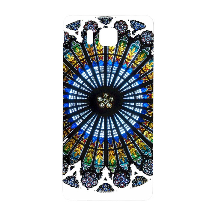 Rose Window Strasbourg Cathedral Samsung Galaxy Alpha Hardshell Back Case