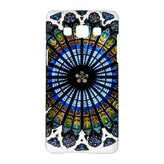 Rose Window Strasbourg Cathedral Samsung Galaxy A5 Hardshell Case