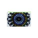 Rose Window Strasbourg Cathedral Cosmetic Bag (XS) Front