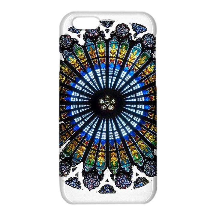 Rose Window Strasbourg Cathedral iPhone 6/6S TPU Case