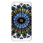 Rose Window Strasbourg Cathedral iPhone 6 Plus/6S Plus TPU Case Front