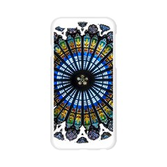 Rose Window Strasbourg Cathedral Apple Seamless iPhone 6/6S Case (Transparent)