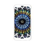 Rose Window Strasbourg Cathedral Apple Seamless iPhone 6/6S Case (Transparent) Front
