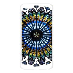 Rose Window Strasbourg Cathedral Apple Seamless iPhone 6 Plus/6S Plus Case (Transparent)