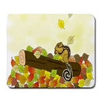 Squirrel  Large Mousepads Front