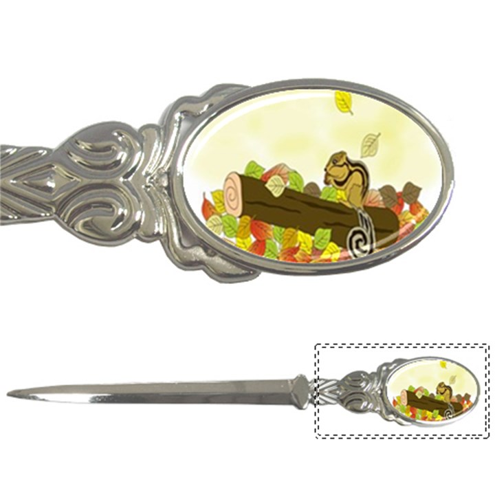 Squirrel  Letter Openers