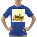 Squirrel  Dark T-Shirt Front