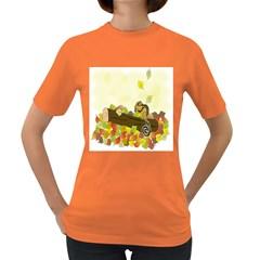 Squirrel  Women s Dark T-Shirt