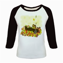 Squirrel  Kids Baseball Jerseys