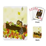 Squirrel  Playing Card Back