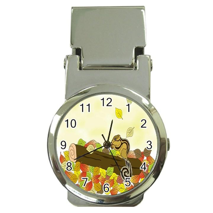 Squirrel  Money Clip Watches