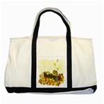 Squirrel  Two Tone Tote Bag Front