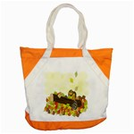 Squirrel  Accent Tote Bag Front