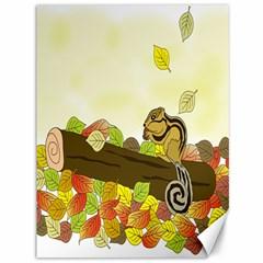Squirrel  Canvas 36  x 48