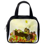 Squirrel  Classic Handbags (2 Sides) Back