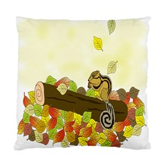 Squirrel  Standard Cushion Case (One Side)