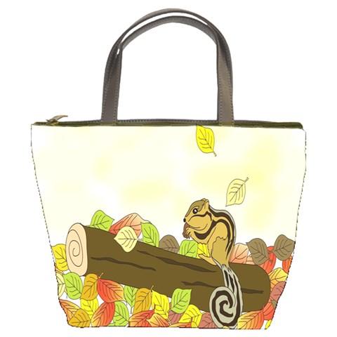 Squirrel  Bucket Bags