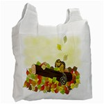 Squirrel  Recycle Bag (Two Side)  Front