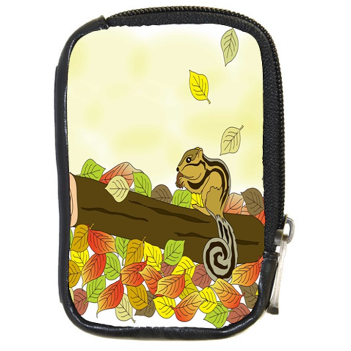 Squirrel  Compact Camera Cases