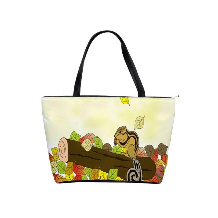 Squirrel  Shoulder Handbags
