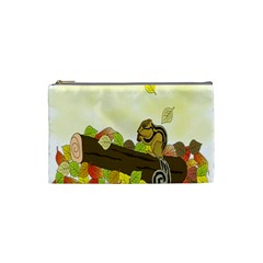 Squirrel  Cosmetic Bag (Small)