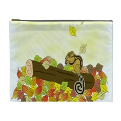 Squirrel  Cosmetic Bag (XL)