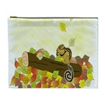Squirrel  Cosmetic Bag (XL) Front