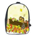 Squirrel  School Bags(Large)  Front