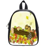 Squirrel  School Bags (Small)  Front