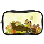 Squirrel  Toiletries Bags 2-Side Back