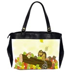 Squirrel  Office Handbags (2 Sides)  Back