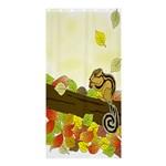 Squirrel  Shower Curtain 36  x 72  (Stall)  33.26 x66.24 Curtain