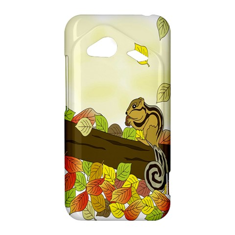 Squirrel  HTC Droid Incredible 4G LTE Hardshell Case