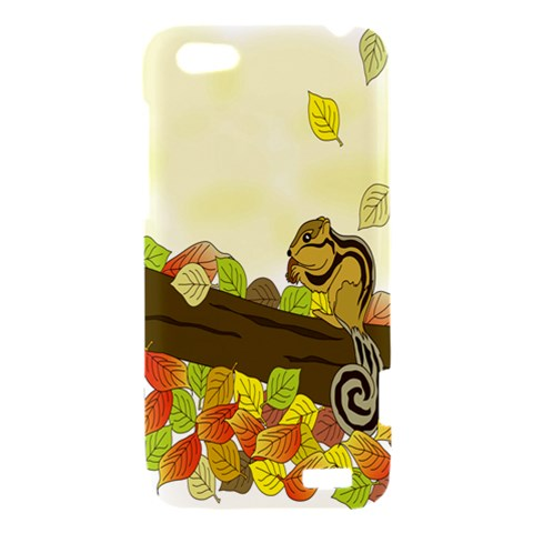 Squirrel  HTC One V Hardshell Case